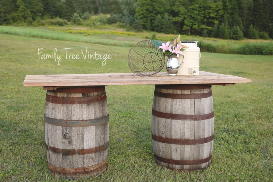 FTV-Props-Barrell-Table-with-flowers